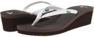 Sanuk Yoga Spree Wedge Size 9