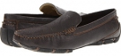 Brown Antonio Zengara Salvo for Men (Size 10.5)