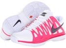 White/Pink Foil/Purple Dynasty Nike Zoom Vapor 9 Tour for Women (Size 5.5)