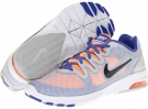 Pure Platinum/Violet Force/Bright Citrus/Anthracite Nike Air Max Fusion for Women (Size 5.5)