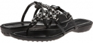 Black Bosky Patent Vaneli Tabia for Women (Size 4.5)