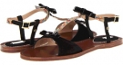 Paul Smith Basil Black String Sandal Size 11