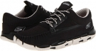 Black/Grey SKECHERS Performance GObionic - Moccasin for Women (Size 5)