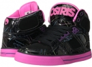 Black/Purple/Pink Osiris NYC83 VLC W for Women (Size 7.5)