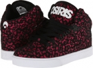 Black/Pink/Lace Osiris NYC83 VLC W for Women (Size 7.5)