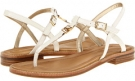 Carisle (Bright White Patent Women's 5.5
