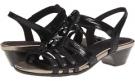 Black Leather Aravon Susan for Women (Size 7)