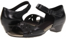 Black Leather Aravon Sofia for Women (Size 10)