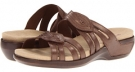 Bronze Leather Aravon Kendall for Women (Size 7)