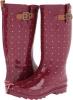 Classic Dot Rain Boot Women's 7