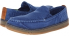 Blue Washed Canvas Timberland Earthkeepers Hookset Handcrafted Slip-On for Men (Size 9)