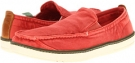 Washed Red Canvas Timberland Earthkeepers Hookset Handcrafted Slip-On for Men (Size 11)