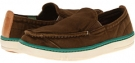 Washed Brown Canvas Timberland Earthkeepers Hookset Handcrafted Slip-On for Men (Size 9)