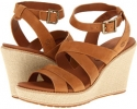 Timberland Earthkeepers Danforth Leather Jute Wrapped Sandal Size 9