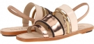 Blush Multi Elizabeth and James Nicki for Women (Size 5.5)