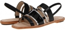 Black Multi Elizabeth and James Nicki for Women (Size 5.5)