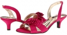Fuchsia Satin Bouquets Eden for Women (Size 7)