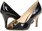 Black Patent Leather Isola Dore II for Women (Size 10)
