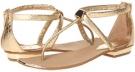 Gold Anaconda Crom Isola Adelina for Women (Size 7)
