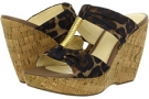 Beige/Gold Isola Oma for Women (Size 7)