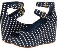 Marc by Marc Jacobs Two-Strap Wedge Sandal Size 8