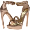 Sandal Pelle - Smooth Metallic Women's 7