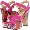 Fuchsia Luichiny Is A Bell for Women (Size 7)