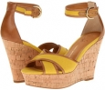 Bright Yellow Franco Sarto Raina for Women (Size 7)