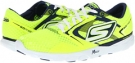Lime/Blue SKECHERS Performance GO Run - Speed for Women (Size 5)