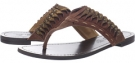 Gingersnap/Antique Bronze Nine West Falixa for Women (Size 7)