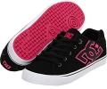Black/Crazy Pink/White DC Aubrey W for Women (Size 7)