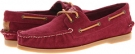 Sperry Top-Sider A/O 2-Eye Corduroy Size 8