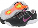 Black Spruce/Pure Platinum/Atomic Pink/Club Pink Nike Zoom Terra Kiger for Women (Size 5)
