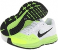 White/Volt/Black Nike Air Pegasus+ 30 for Women (Size 5.5)