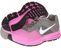 Medium Base Grey/Red Violet/White Nike Air Pegasus+ 30 for Women (Size 5.5)