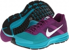 Turbo Green/White/Bright Grape Nike Air Pegasus+ 30 for Women (Size 5.5)