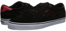 Black/Red Smooth Suede Emerica Jinx 2 for Men (Size 9)