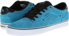 Light Blue Smooth Suede Emerica Jinx 2 for Men (Size 9)