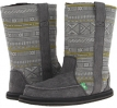 Charcoal Sanuk Wanderer for Women (Size 5)
