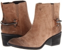 Taupe Oily Suede Donald J Pliner Digg for Women (Size 9.5)