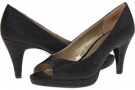 Black Glamour Fabric Bandolino Mylah for Women (Size 5.5)