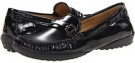 Black Patent Vaneli Abby for Women (Size 6.5)
