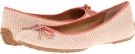 Natural/Coral Isaac Mizrahi New York Faun for Women (Size 7)