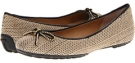 Natural/Black Isaac Mizrahi New York Faun for Women (Size 7)