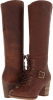 Tobacco Forty Leather Timberland Earthkeepers Trenton Tall Boot for Women (Size 9.5)