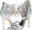 Argento/Silver Metallic Nine West Anastia for Women (Size 7)