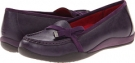 Purple VIONIC with Orthaheel Technology Mae Bow Flat for Women (Size 7)