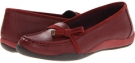 Wineberry VIONIC with Orthaheel Technology Mae Bow Flat for Women (Size 7)