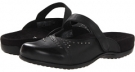 Black VIONIC with Orthaheel Technology Airlie Mule for Women (Size 7)