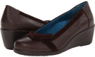 Chloe Bow Wedge Women's 6